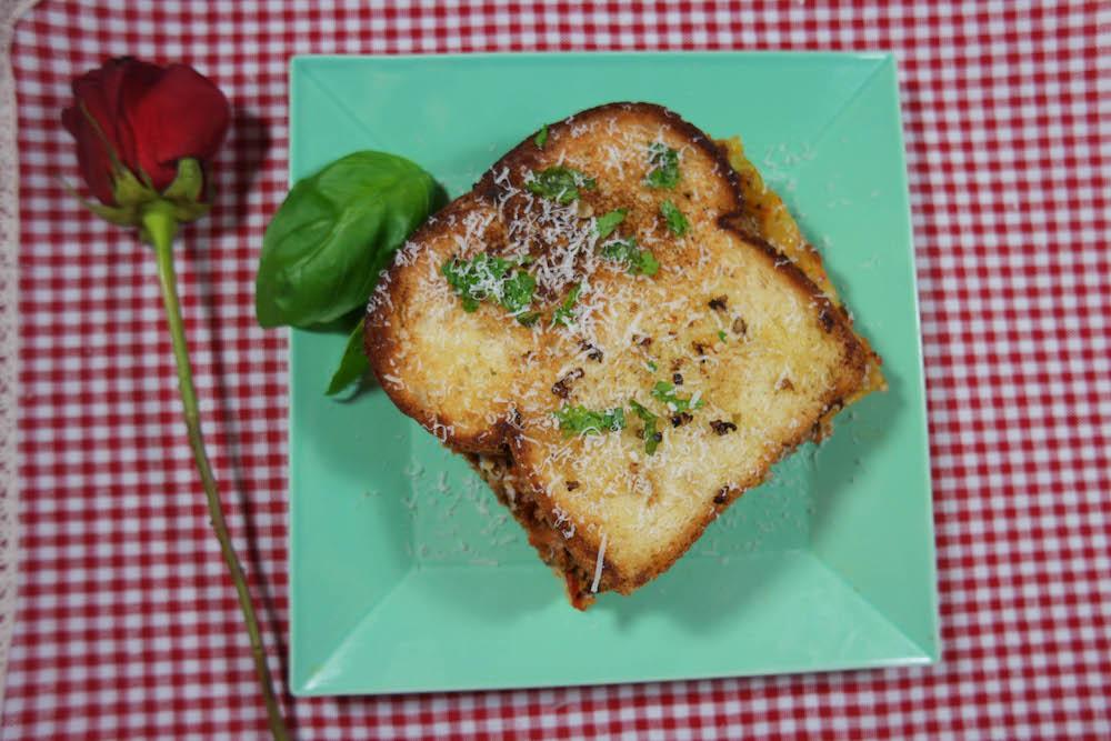 Lasagna Sandwich 3