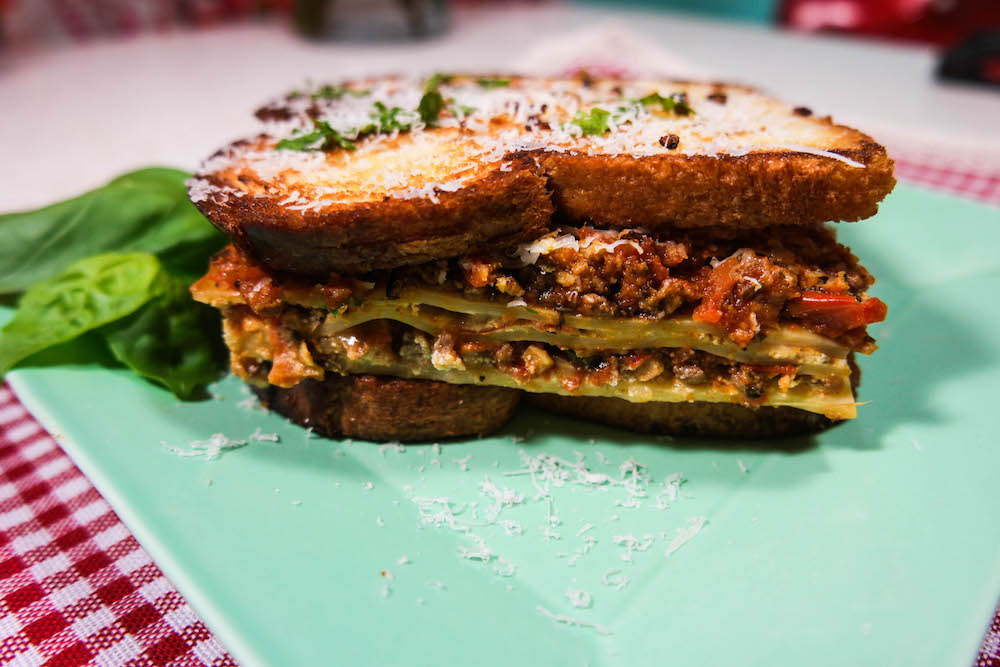 Lasagna Sandwich 2